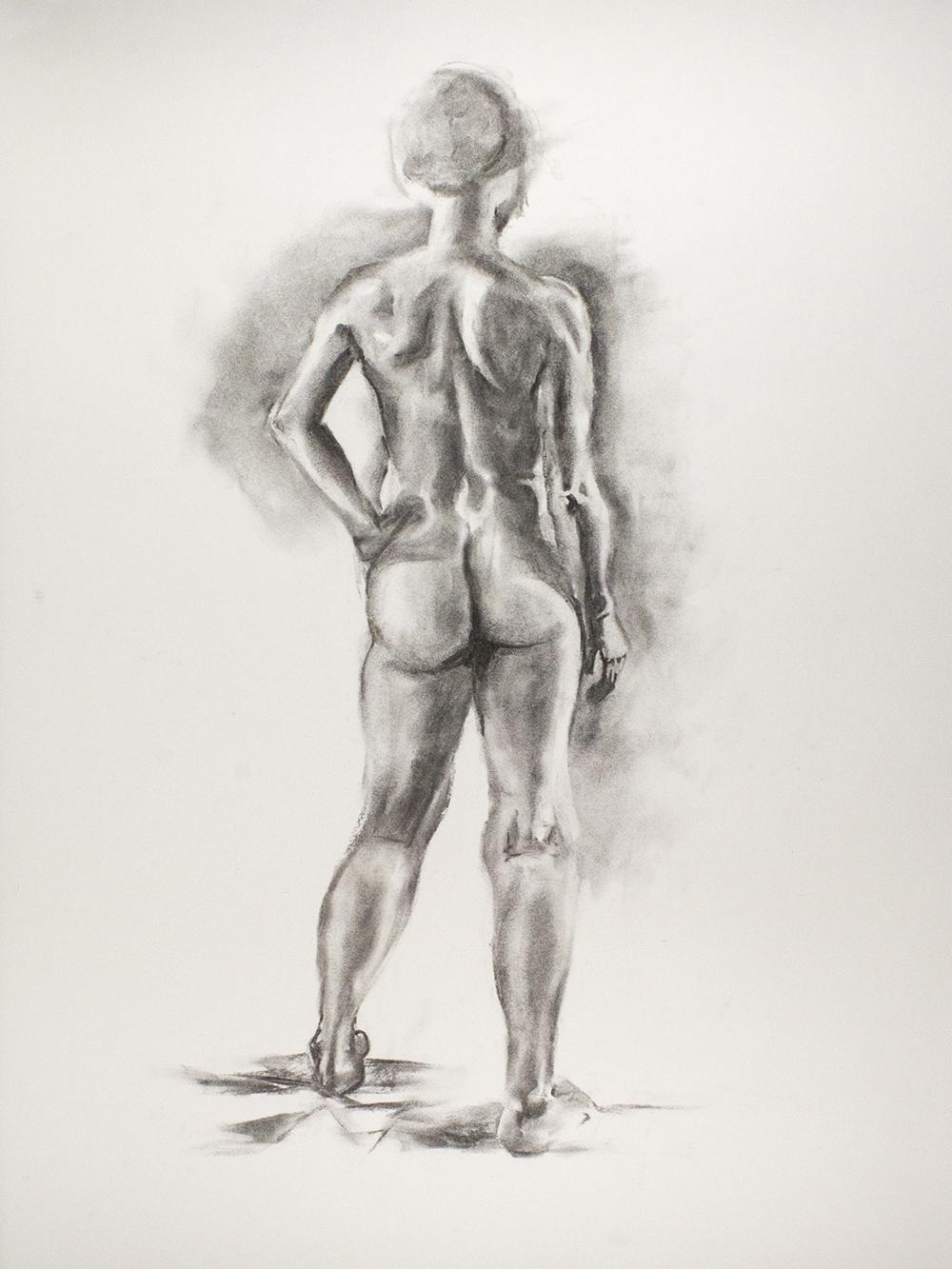 Beat Reichenbach | Figure Drawing: Anatomy