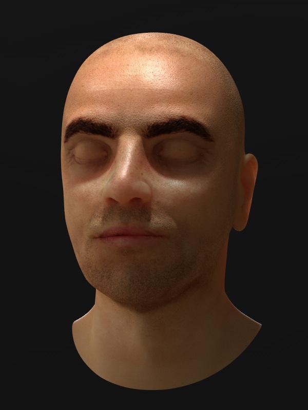 Head Skin 1