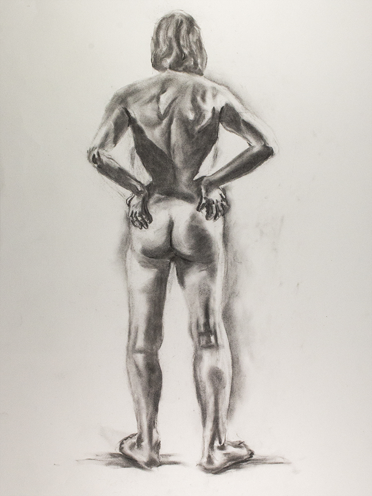 Overlay Back Figure
