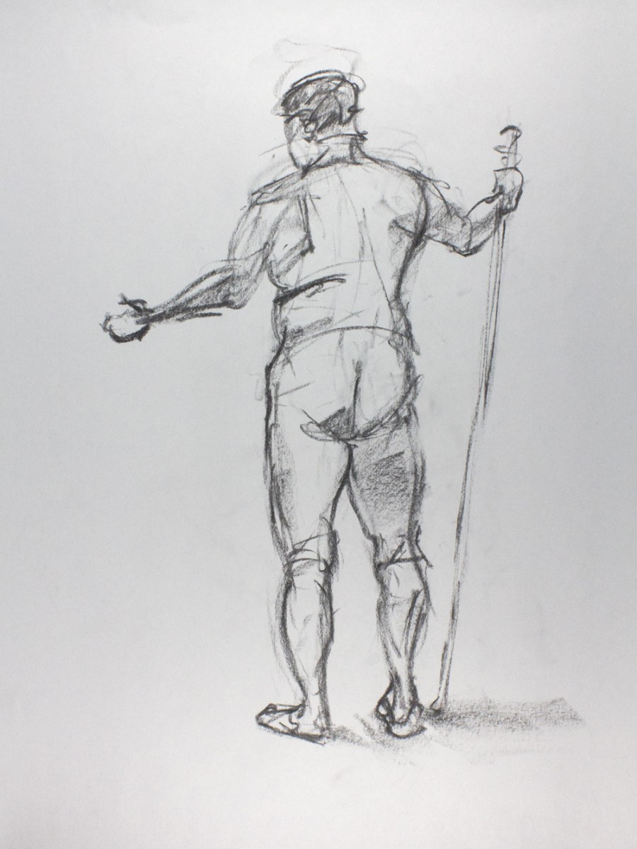 Gesture Standing