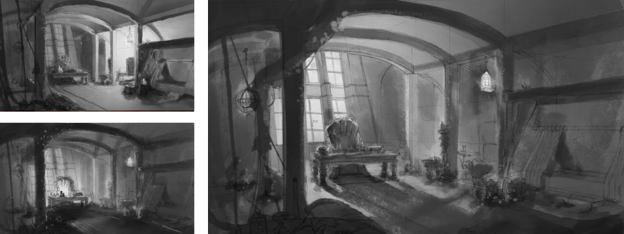 Domicile Value Studies