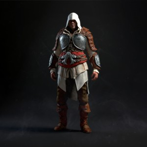 Assassin Posed