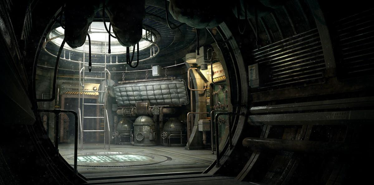 Dead Space 3 Interior