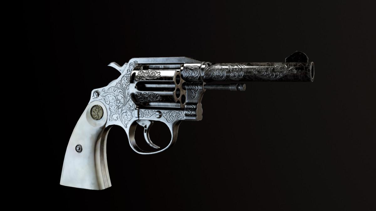Nucky Thompson Colt