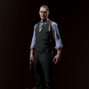 Nucky Thompson Medium