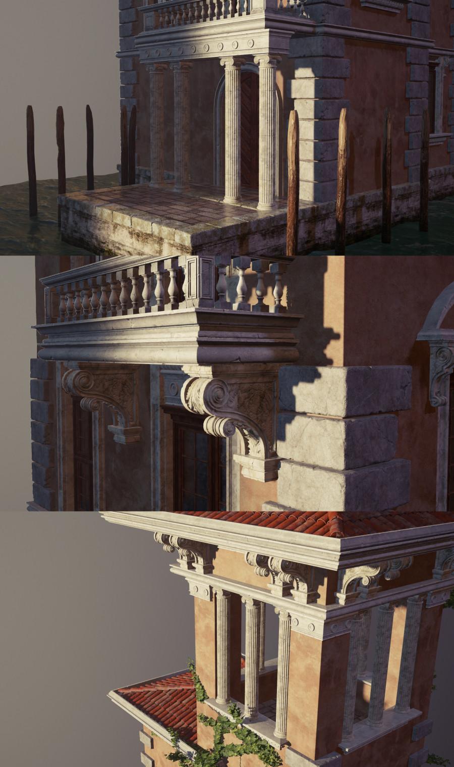 Venice Closeup